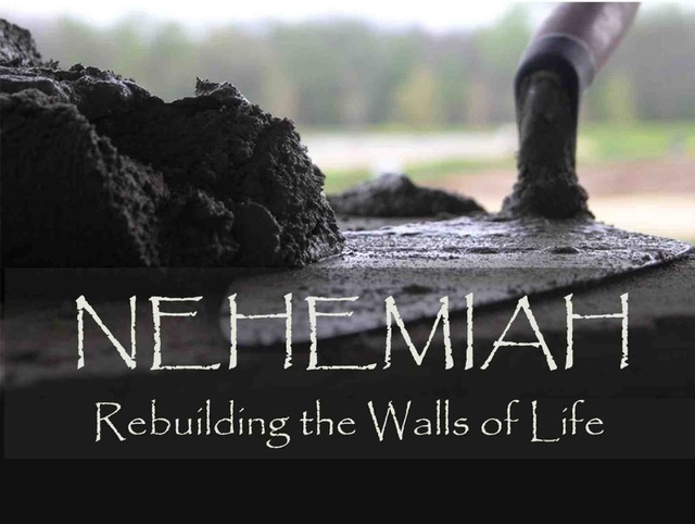 nehemiah project Give through the nehemiah project to our partners your gifts will provide help for immigrants, assistance to war-torn communities, education.